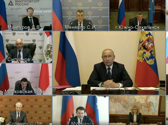 Вирус превратил губернаторов в адскую пытку для Путина
