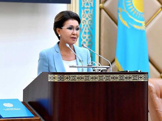Дарига Назарбаева лишена полномочий депутата Сената Казахстана