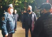 Любимов ночью выезжал на место трагического пожара в Рязани
