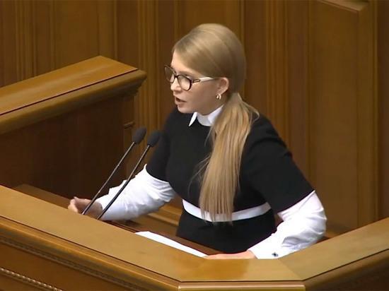 Тимошенко стала долларовым миллионером