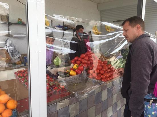 Магазины и мелкие предприниматели работают, невзирая на эпидемию коронавируса