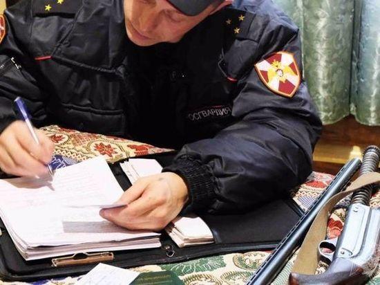 У любителей охоты в Архангельской области изымают ружья