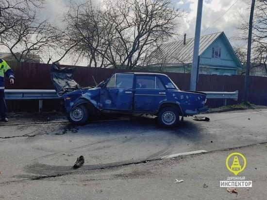 Пассажирка ВАЗа погибла после ДТП с Dodge в Ленобласти