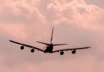Вылетевший из Москвы самолет подал сигнал тревоги из-за угрозы взрыва