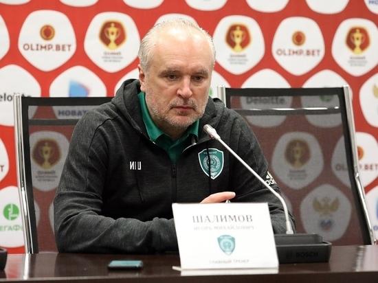 Шалимов: Если «Зенит» признают чемпионом, возмутятся болельщики «Спартака»