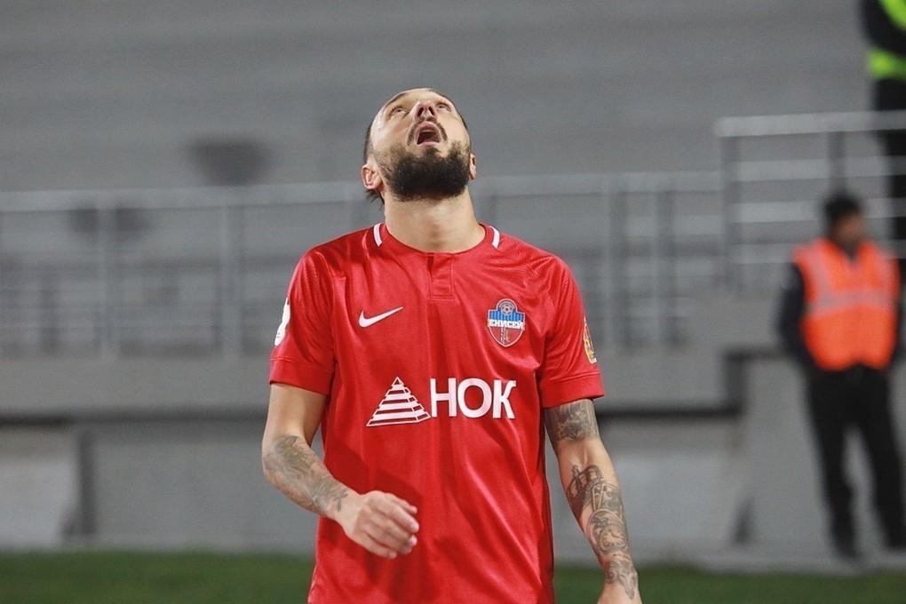 О бывшем футболисте ФК «Енисей» написали все спортивные ...  Енисей ФК