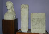 Какими были первая античная каменная газета и журнал мод