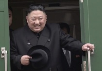 Лидеру КНДР вручили российскую медаль к юбилею победы