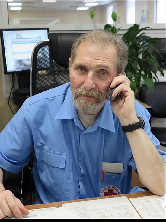 В Петербурге скончался старший врач Городской станции скорой помощи