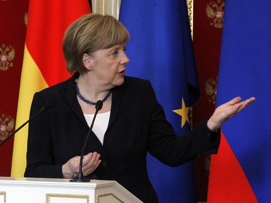 В бундестаге призвали Меркель поехать в Москву на 75-летие Победы