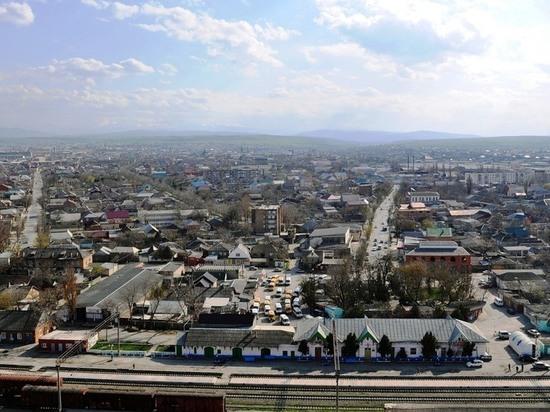 Ради борьбы с коронавирусом Хасавюрт превратили в мертвый город