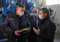 Технология производства рапсового масла возрождается на Вологодчине