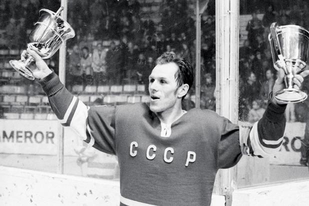 Старшина советского хоккея