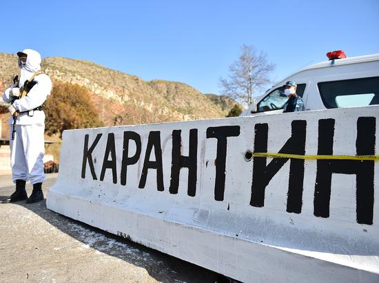 В правительстве Кыргызстана признали самовольную изоляцию областей незаконной