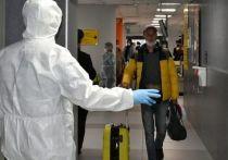 Эвакуированные туристы из Антальи приземлились в аэропорту Уфы