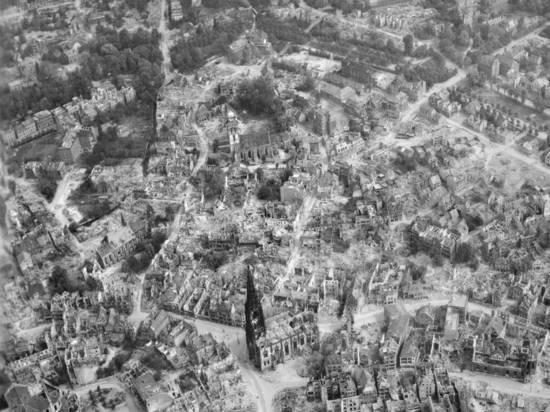 Германия: Уникальная документальная выставка о послевоенном Мюнстере
