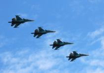 Минобороны РФ раскрыло планы воздушного парада над Москвой 9 мая