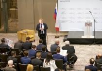 Алексей Лавров: «Не растерять потенциал сотрудничества, накопленный российским и германским бизнесом»