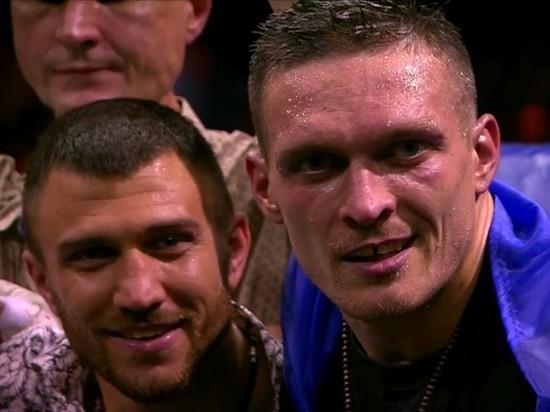 «Мы – единый народ»: украинские боксеры снялись в российском фильме