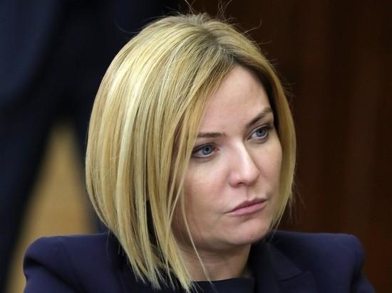 """""""Просто работаю из дома"""": министр культуры Любимова рассказала о диагнозе"""