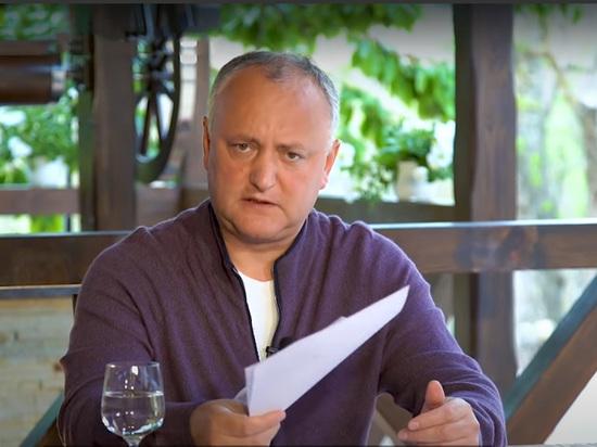 Если Плахотнюк появится в Молдове, он сразу попадет в тюрьму