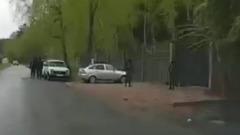 Задержание политика и бизнесмена Анатолия Быкова попало на видео