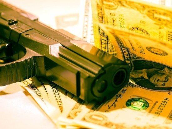 В ЯНАО рецидивист хотел ограбить офис с игрушечным пистолетом и зажигалкой-гранатой
