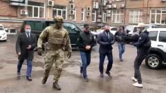 СК заподозрил Анатолия Быкова в организации убийств: оперативные кадры