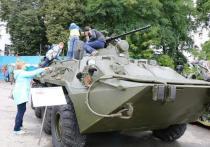 В Рязани в честь 75-летия Победы откроют парк с военной техникой
