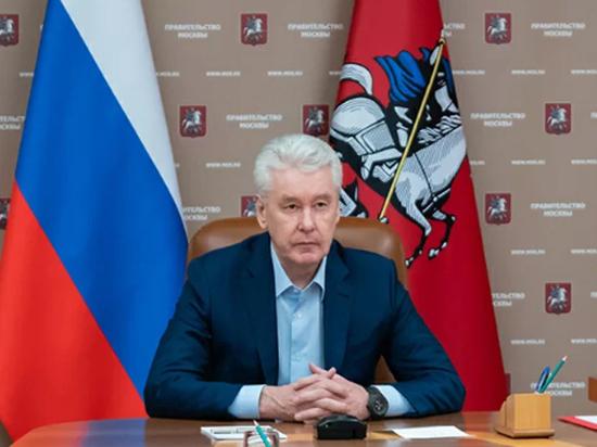 Собянин: реальное число заразившихся коронавирусом в Москве 300 тыс