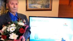 На Ямале ветераны ВОВ получают в подарок ко Дню Победы телевизоры