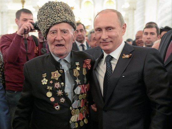 Дагестанский ветеран не пускал домой чиновников