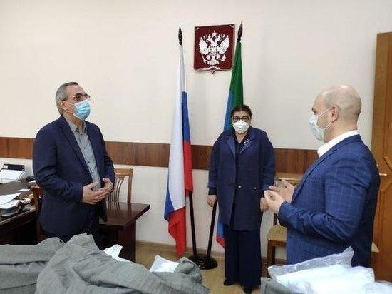 Полпред Президента РФ в СКФО помог Дагестану