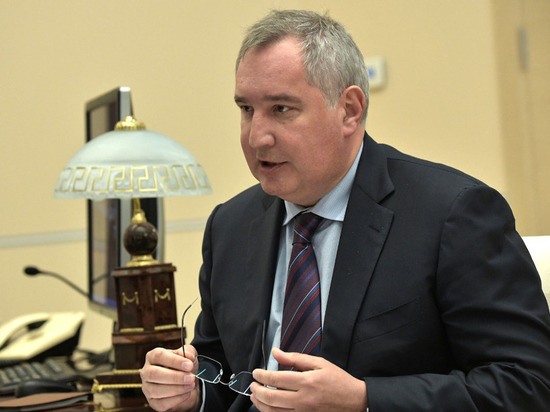 """Рогозин: """"Жюль Вернам необходимо подсчитать стоимость добычи драгметаллов на Луне"""""""