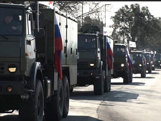 Российские военные специалисты начинают покидать Италию