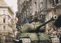 Российское военное ведомство в преддверии 75-й годовщины освобождения Праги от фашистов опубликовало партию архивных документов и фотоматериалов