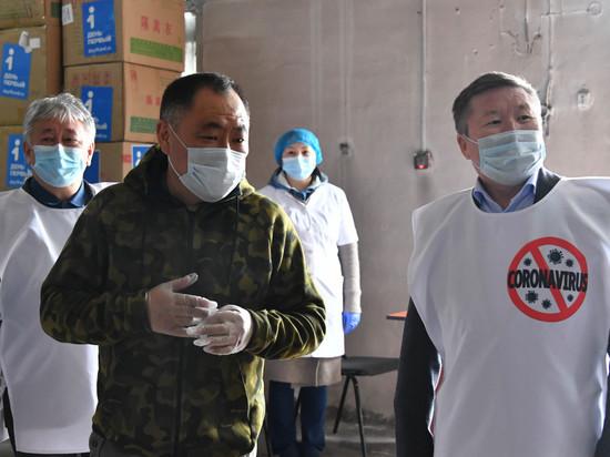 Инфекция напала сзади  - апрельская борьба с коронавирусом в Туве и рейтинг губернаторов