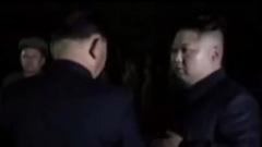 Загадочное видео Ким Чен Ына с двойниками попало в сеть