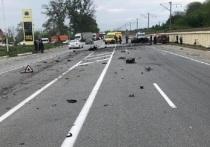 Водитель разорванной фурой «четырнадцатой» погиб на Кубани