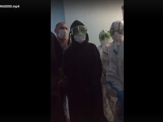 Пациенты кировского инфекционного госпиталя объявили голодовку