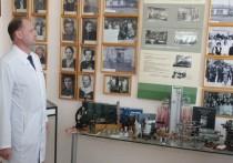 В челябинской поликлинике № 8 открылся музей, посвященный Великой Отечественной Войне