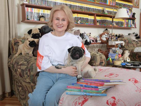 Дарья Донцова: «Во время эпидемии не нужны дилетанты и паникёры»