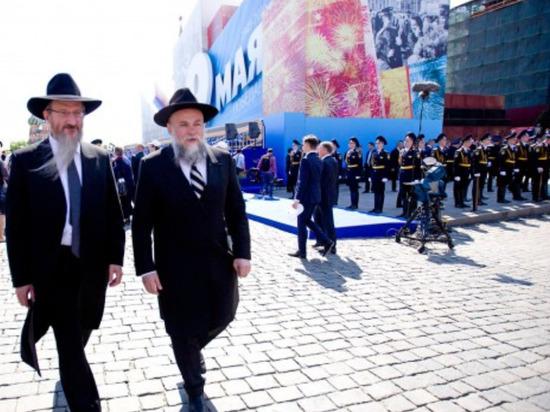 Лидеры еврейской общины России направили поздравления с 75-летием со Дня Победы