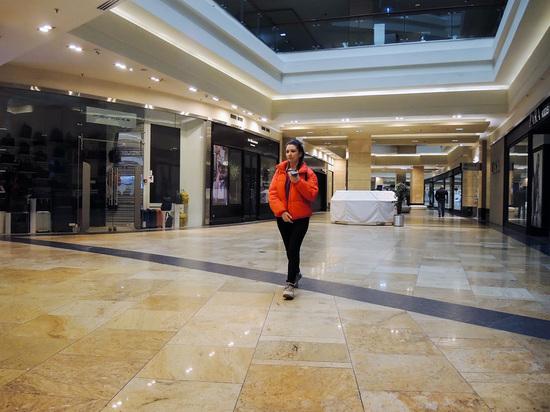 """Российские торговые центры рассказали властям о """"коллапсе в отрасли"""""""