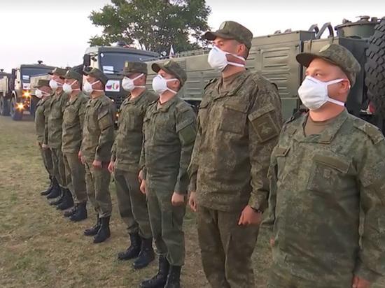 Российский офицер раскрыл подробности ежедневного гуманитарного труда в Италии