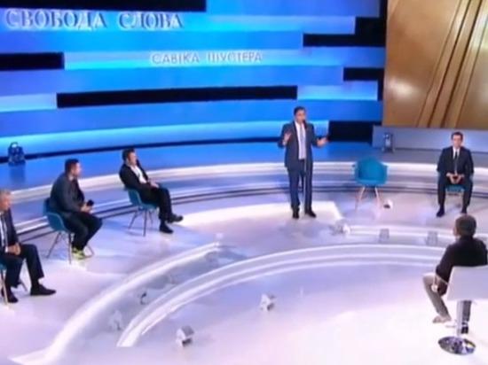 Саакашвили призвал к антибюррократической революции на Украине