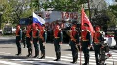 Оренбуржье отмечает Юбилей Великой Победы