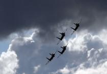 Во Владивостоке воздушный парад по случаю Дня Победы отменили из-за неблагоприятных погодных условий