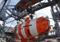 Российский автономный необитаемый подводный аппарат «Витязь-Д» погрузился в Марианскую впадину