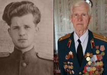 Необычную акцию «Парад у дома ветерана» провели сотрудники и военнослужащие Центрального округа Росгвардии в Москве в канун 75-й годовщины Победы